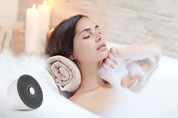 August MS430 Portable Bluetooth Waterproof Speaker