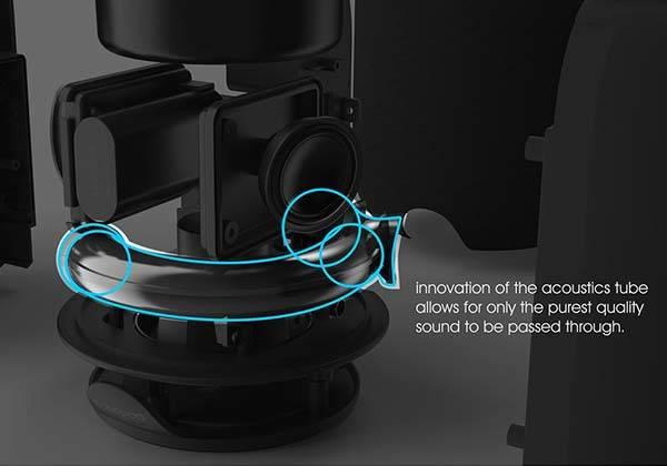 Echo Dot And A Yamaha Reciever