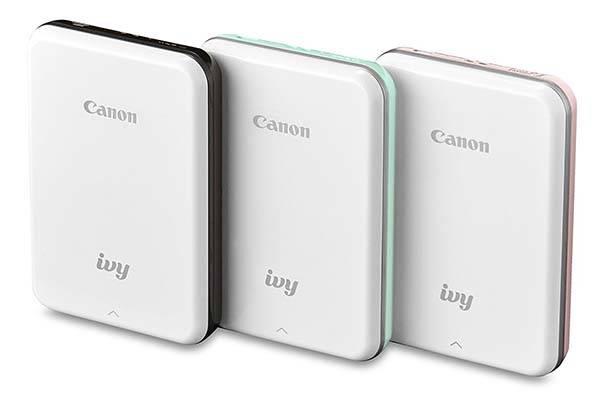 Canon IVY Mobile Mini Photo Printer