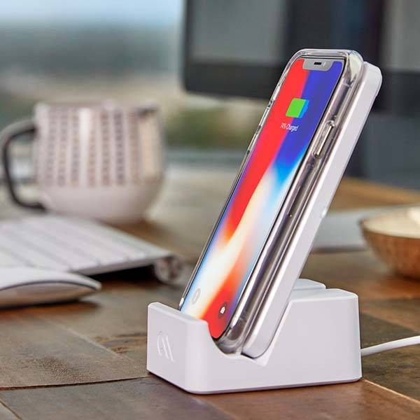 Case-Mate Power Pad Fast Charge Wireless Charger