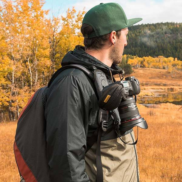 Cotton Carrier G3 StrapShot Camera Harness
