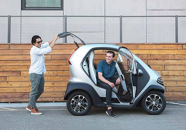 Eli ZERO Mini Electric Vehicle