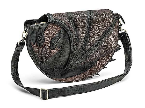 Game of Thrones Dragon Leather Purse