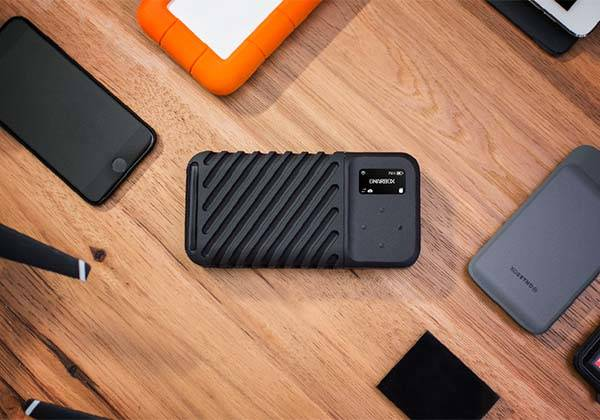 Gnarbox 2.0 SSD Rugged and Portable Backup Device