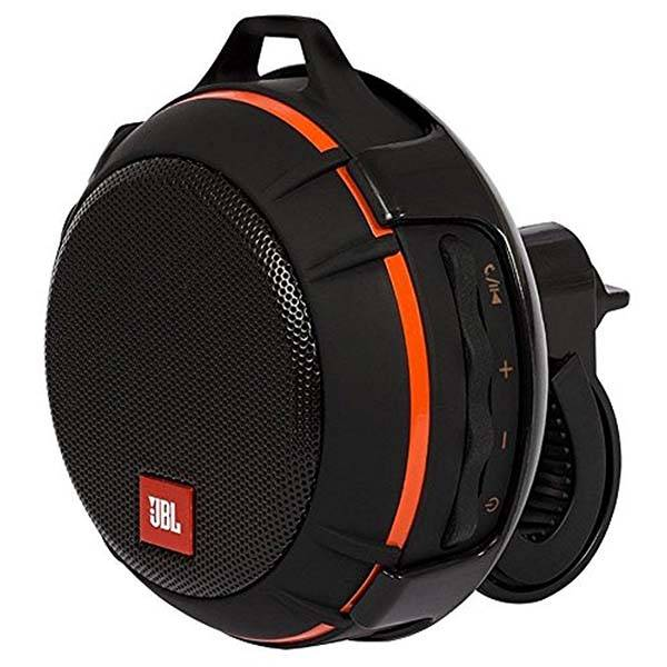 JBL Wind Bike Bluetooth Speaker with FM Radio and MicroSD Card Reader