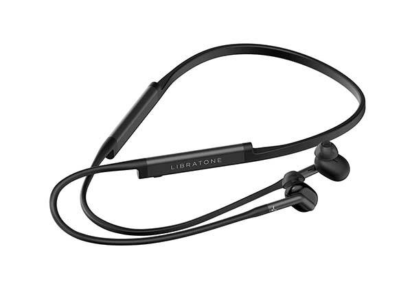 Libratone Track+ Bluetooth In-Ear Earphones with Adjustable Noise Cancellation