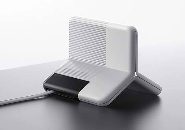 Model Y Concept WiFi Router