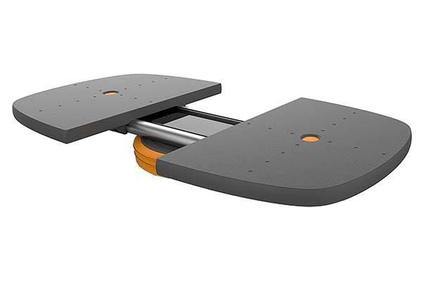 Modern Movement M-Pad App-Enabled Strength & Balance Trainer