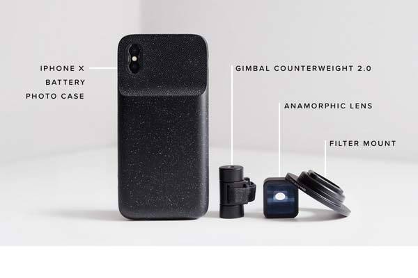 Moment Filmmaker Collection Lets You Record Cinematic Video with Phone