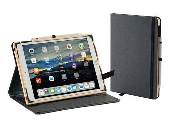 Pad&Quill Contega Linen 10.5 iPad Pro Case