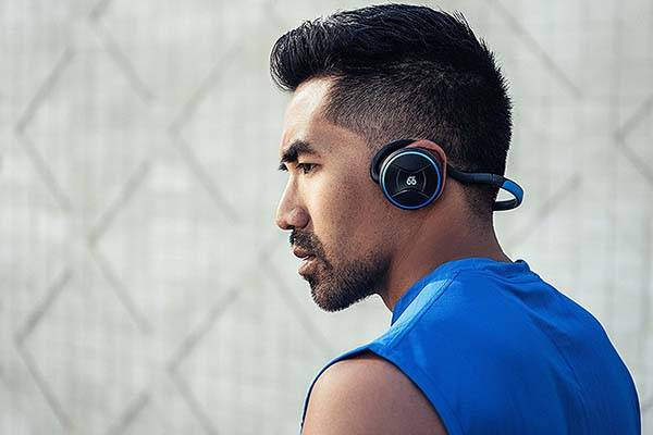 The Pro Voice Wireless Headphones with Alexa