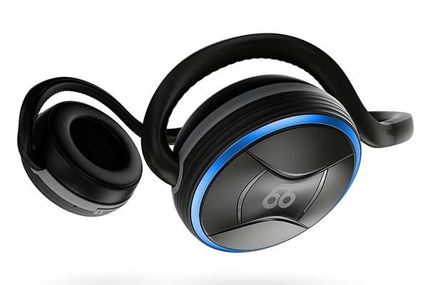 The Pro Voice Wireless Headphones with Alexa