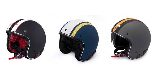 Quin Smart Motorcycle Helmet