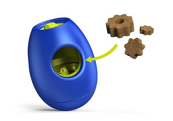 Sbark Tikr Snack Activity Dog Toy