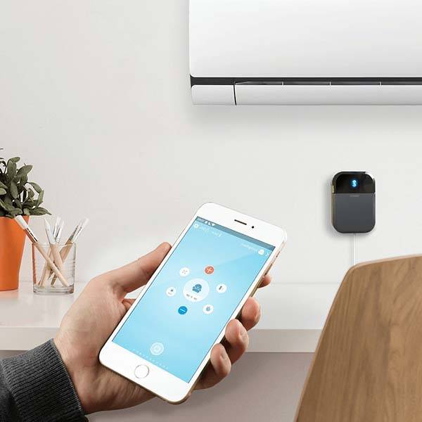 Sensibo Sky Smart Air Conditioner Controller Supports Amazon Alexa and Google Home