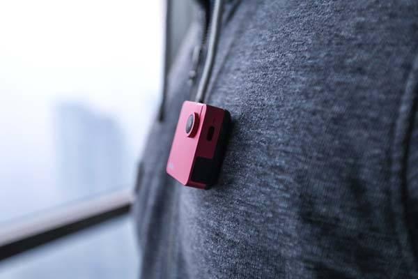 Snap Mini Wearable 4K Action Camera