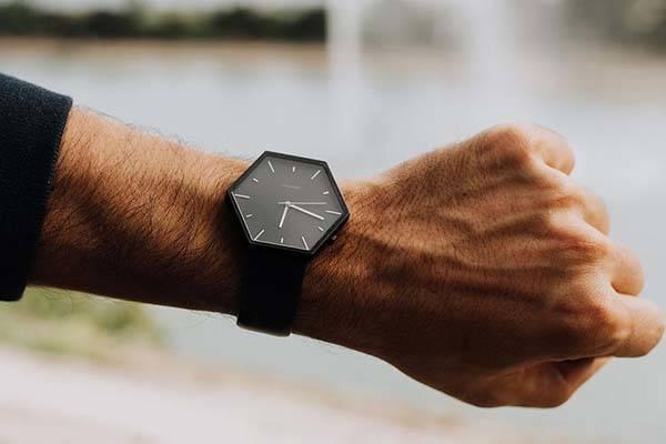 Solgaard Hex Minimalist Watch