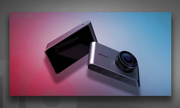 Sony Alpha 16 Concept Digital Camera