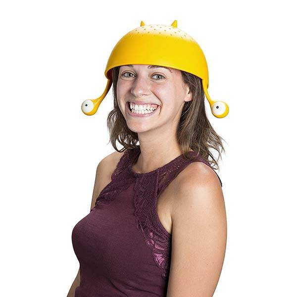 Spaghetti Monster Colander Strainer