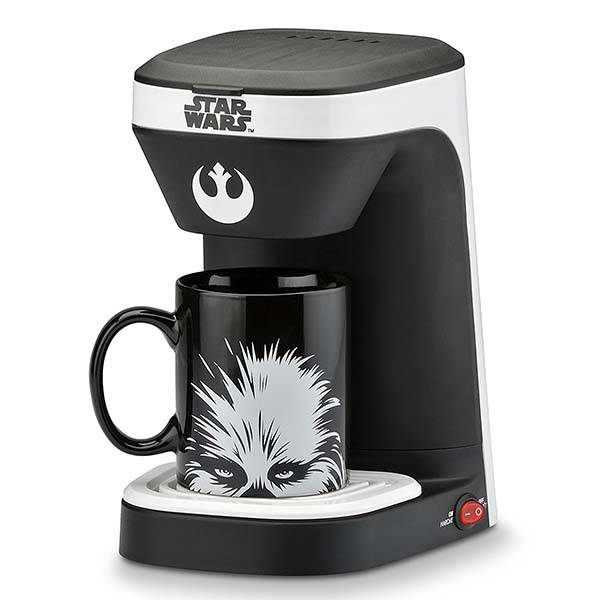 Star Wars Rebel Alliance 1-Cup Coffee Maker