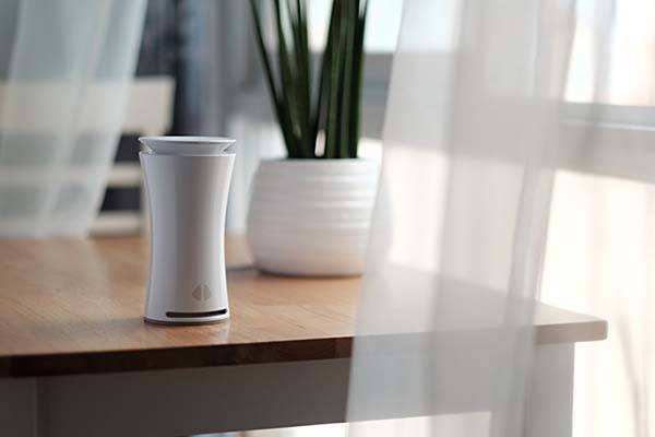 uHoo Smart Indoor Air Quality Monitor