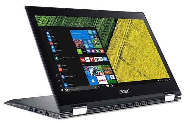 Acer Spin 5 Amazon Alexa Enabled Laptop