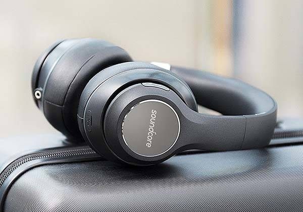 Anker Soundcore Vortex Bluetooth Over-Ear Headphones