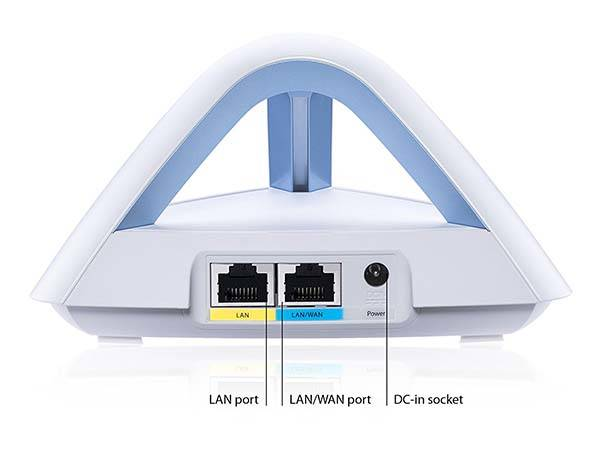 ASUS Lyra Trio Home Mesh WiFi System