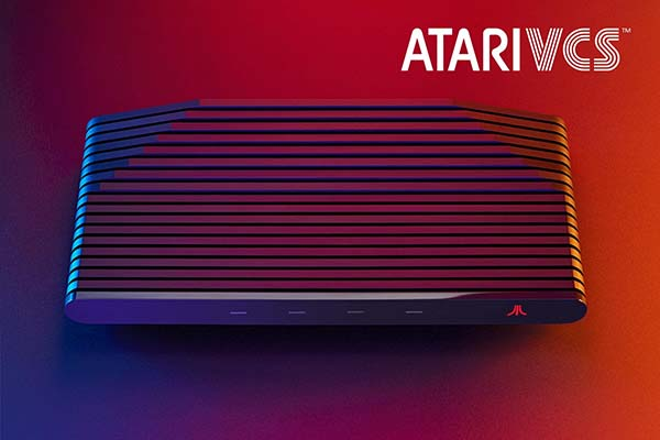 Atari VCS Retro Game Console