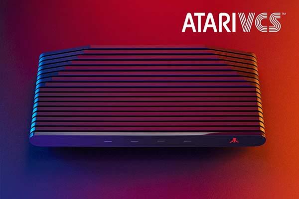 Atari VCS Retro Game Console