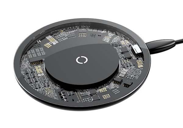 Baseus Transparent Qi Wireless Charger