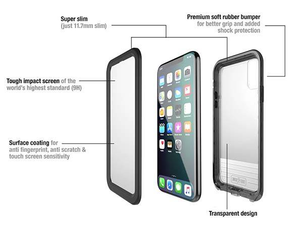 Iphone C Military Case
