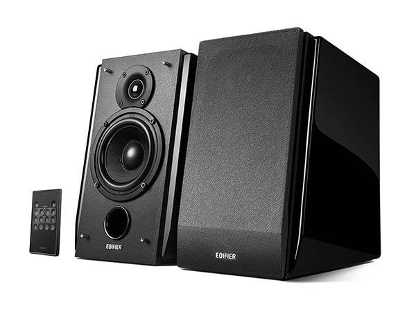 Edifier R1850DB 2.0 Bookshelf Speakers with Bluetooth and Optical Input