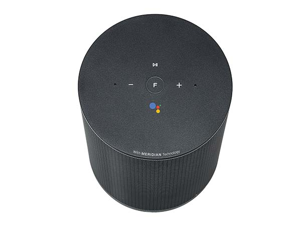 LG ThinQ WK7 Google Assistant Equipped Wireless Speaker with Chromecast