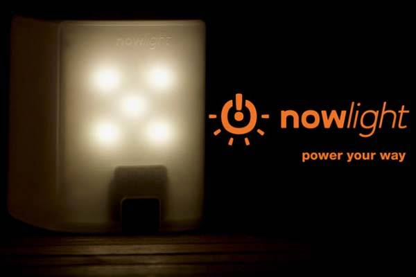 Nowlight Portable Led Light For Off Grid Illumination And