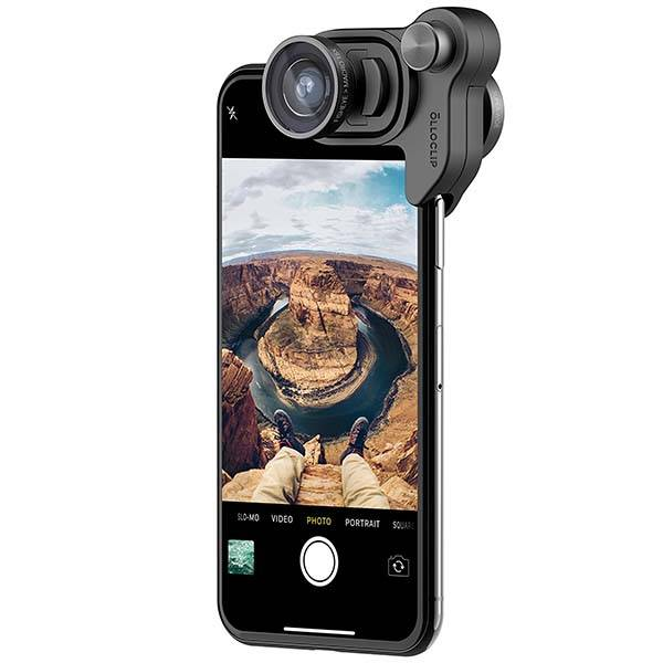 Olloclip Mobile Photography iPhone X Lens Set
