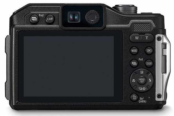 Panasonic Lumix TS7 Waterproof Compact Camera