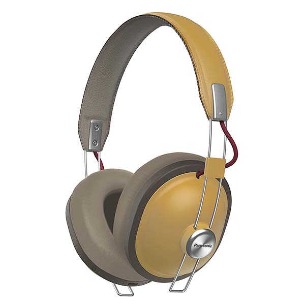 Panasonic RP-HTX80B Wireless Over-Ear Headphones