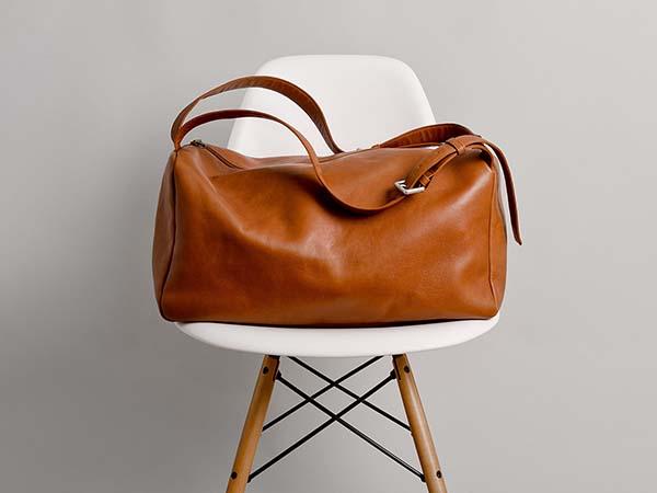 Pilgrim 2018 Handmade Unisex Leather Travel Bag