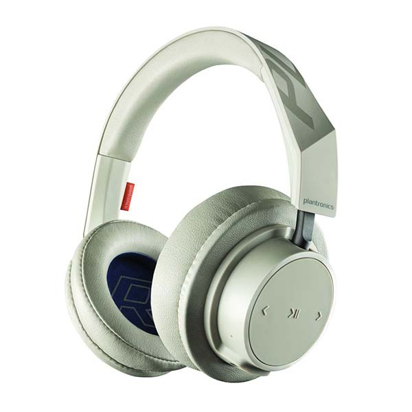 Plantronics BackBeat GO 600 Noise-Isolating Bluetooth Over-Ear Headphones