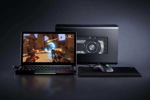 Razer Core X Thunderbolt 3 External Graphics Enclosure
