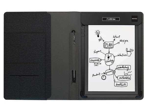 Royole RoWrite Smart Writing Pad with Ink Pen