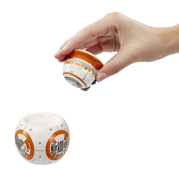 Star Wars BB-8 Salt and Pepper Shakers