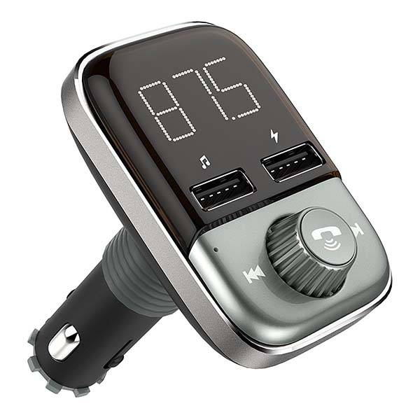 The Bluetooth Car FM Transmitter with USB Charger and MP3 Player