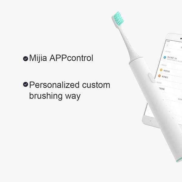 Xiaomi Mi Smart Sonic Electric Toothbrush