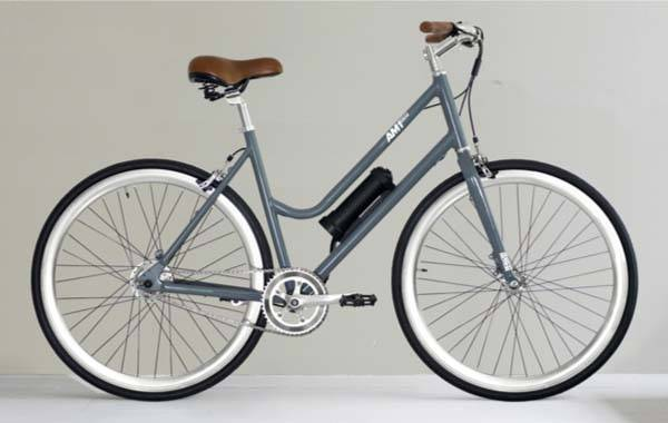 AM1 Minimal Urban Electric Bike