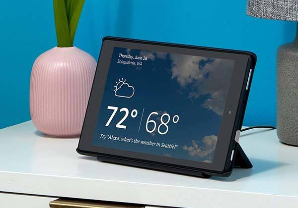Amazon All-New Show Mode Charging Dock for Fire HD 8 and 10