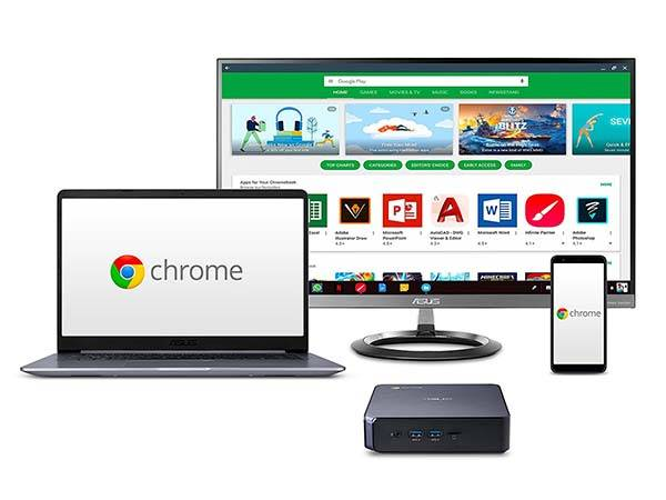 ASUS Chromebox 3 Chrome Mini PC