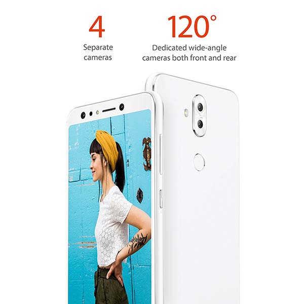 ASUS ZenFone 5Q Quad-Camera Smartphone