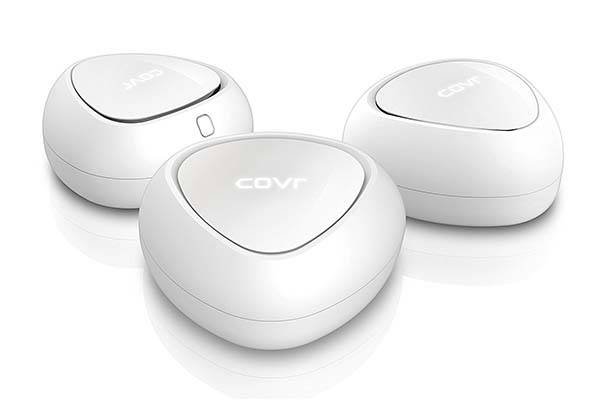 D-Link COVR Dual-Band Home WiFi Mesh System